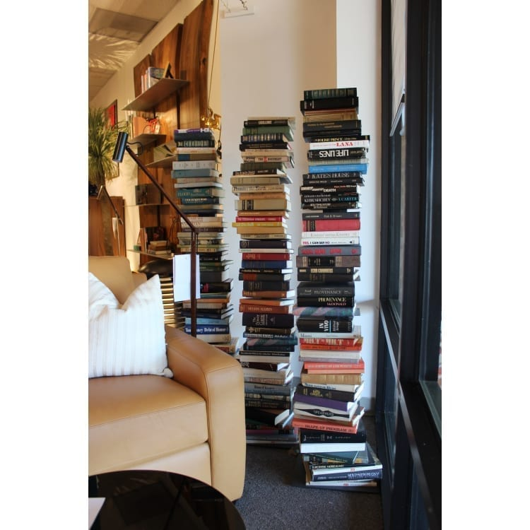 (product) Vertical Bookcase