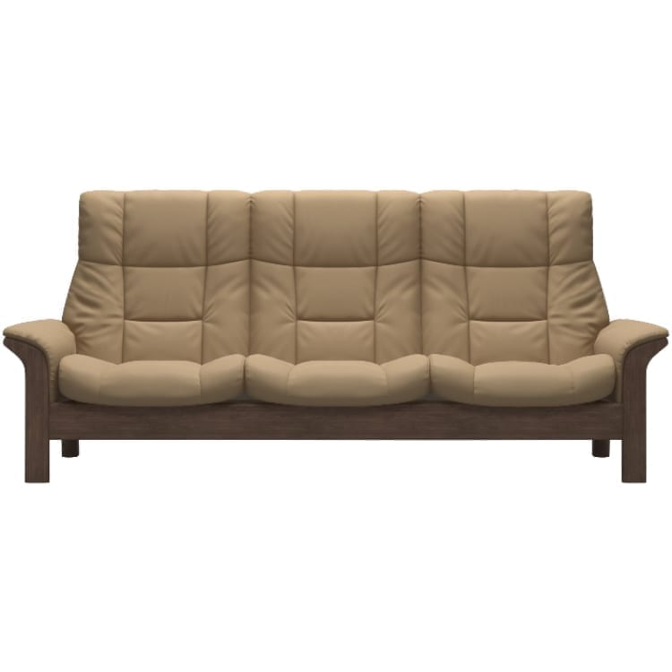 (product) Stressless Buckingham High-Back Sofa