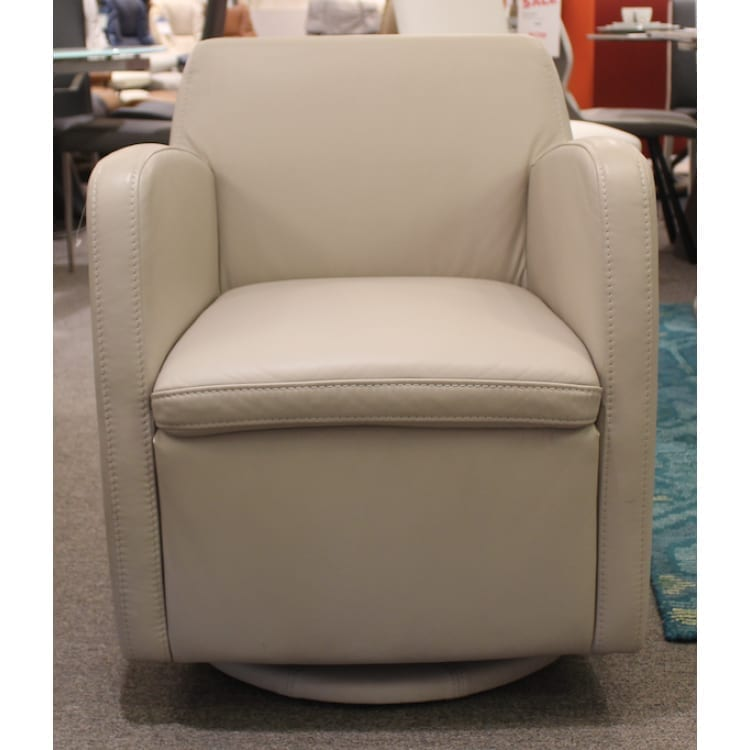 (product) Swivel/Gliding Accent Chair