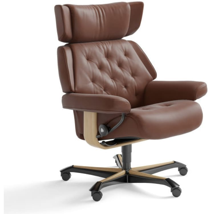 (product) Stressless Skyline Office Chair / Recliner