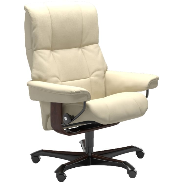 (product) Stressless Mayfair Office Chair / Recliner