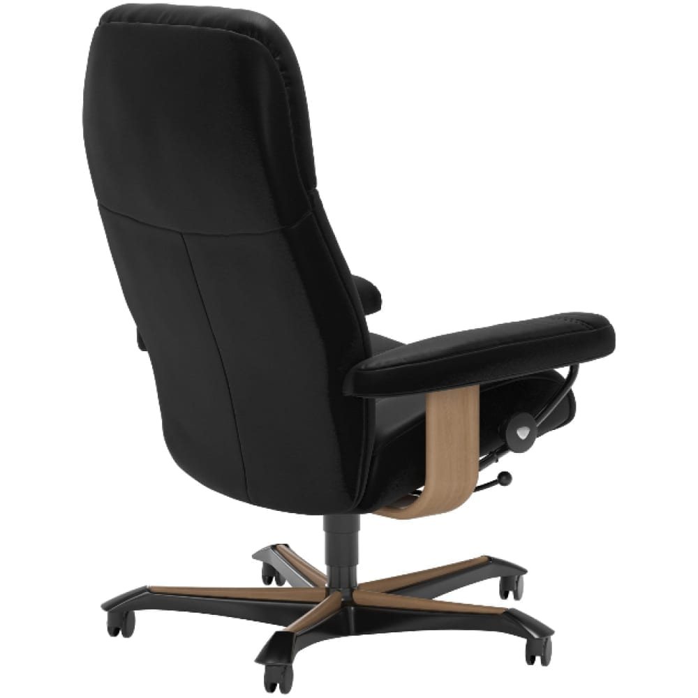 (product) Stressless Consul Office Chair / Recliner
