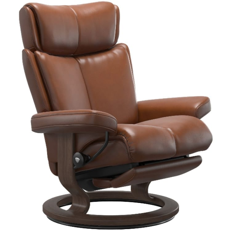 (product) Stressless Magic Power Recliner