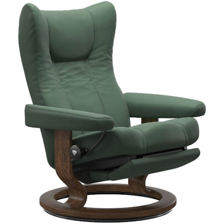 (product) Stressless Wing Power Recliner