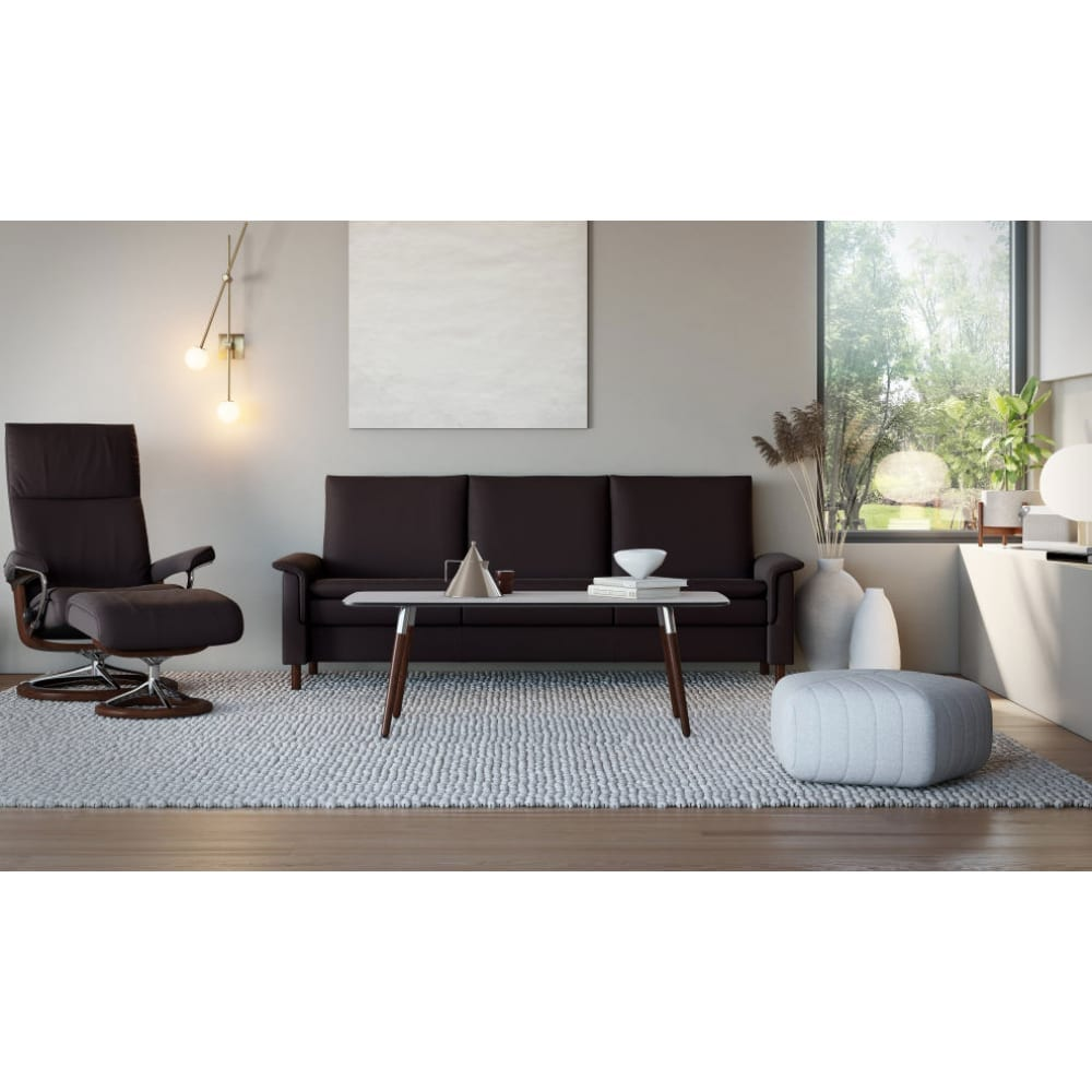 (product) Stressless Aurora Low-Back Sofa