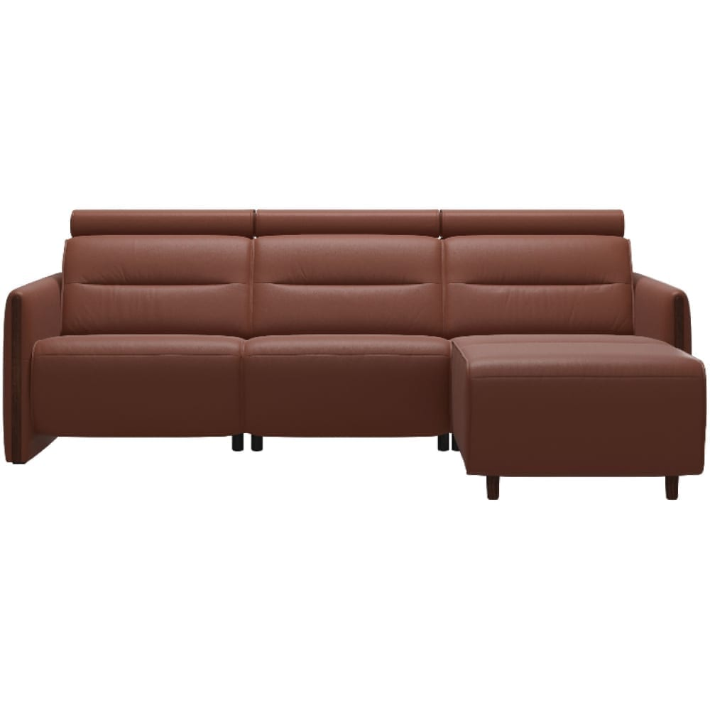 (product) Stressless Emily Power Reclining Sofa