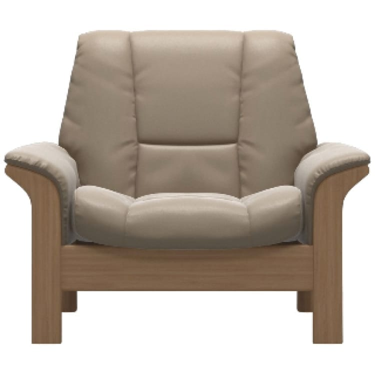 (product) Stressless Buckingham Low-Back Chair