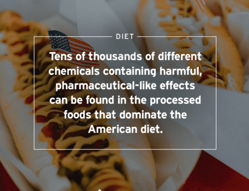 Let your food be thy medicine, not your food be thy demise!