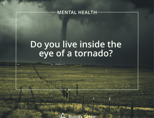 Living Within the Eye of the Tornado