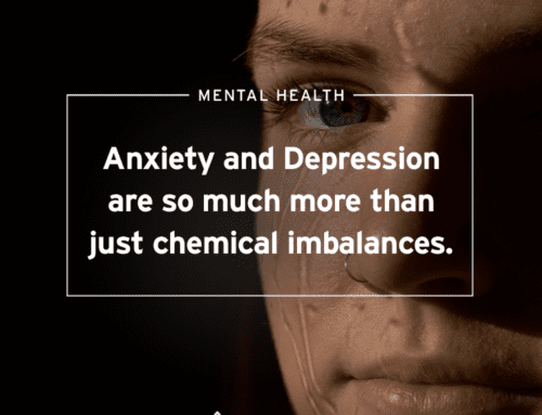 Real Solutions for People with Anxiety and Depression