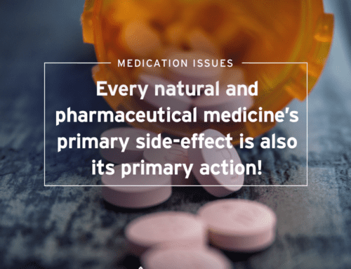 The Dark Side of Taking Medications