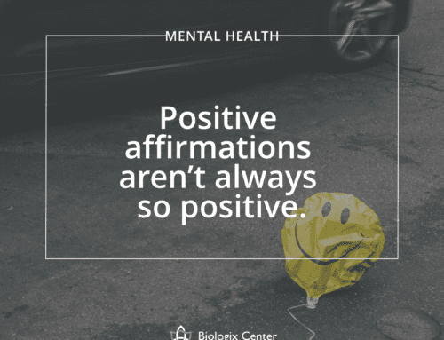 When Positive Affirmations Are Not So Positive!