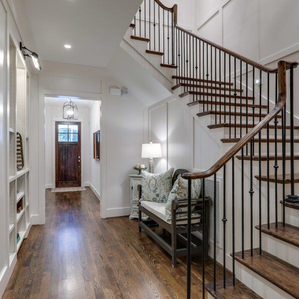 Legend Homes - staircase