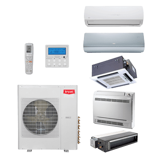ductless multi zone k home page